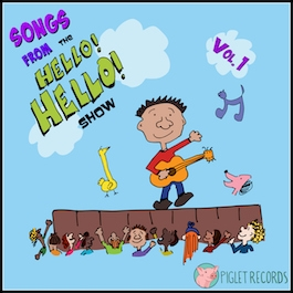 Songs From The Hello Hello Show Vol.1